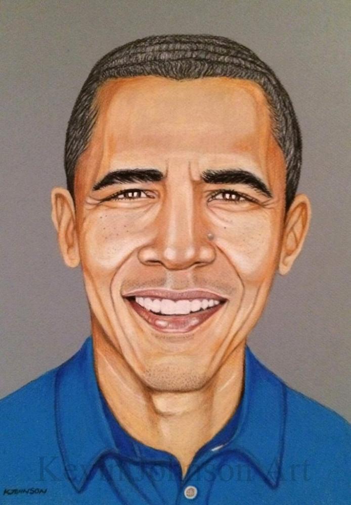 Barack Obama by CAPP